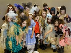 Ghosts - Halloween - 2009
