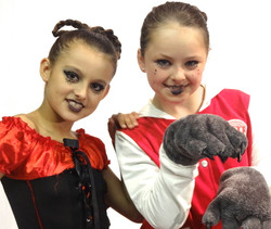 Red Riding Hood and Wolfie 2012