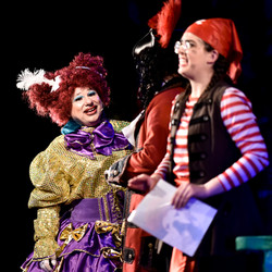 Madame Mayo in Peter Pan