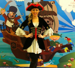 Sweet Smee - Stage One Pirate