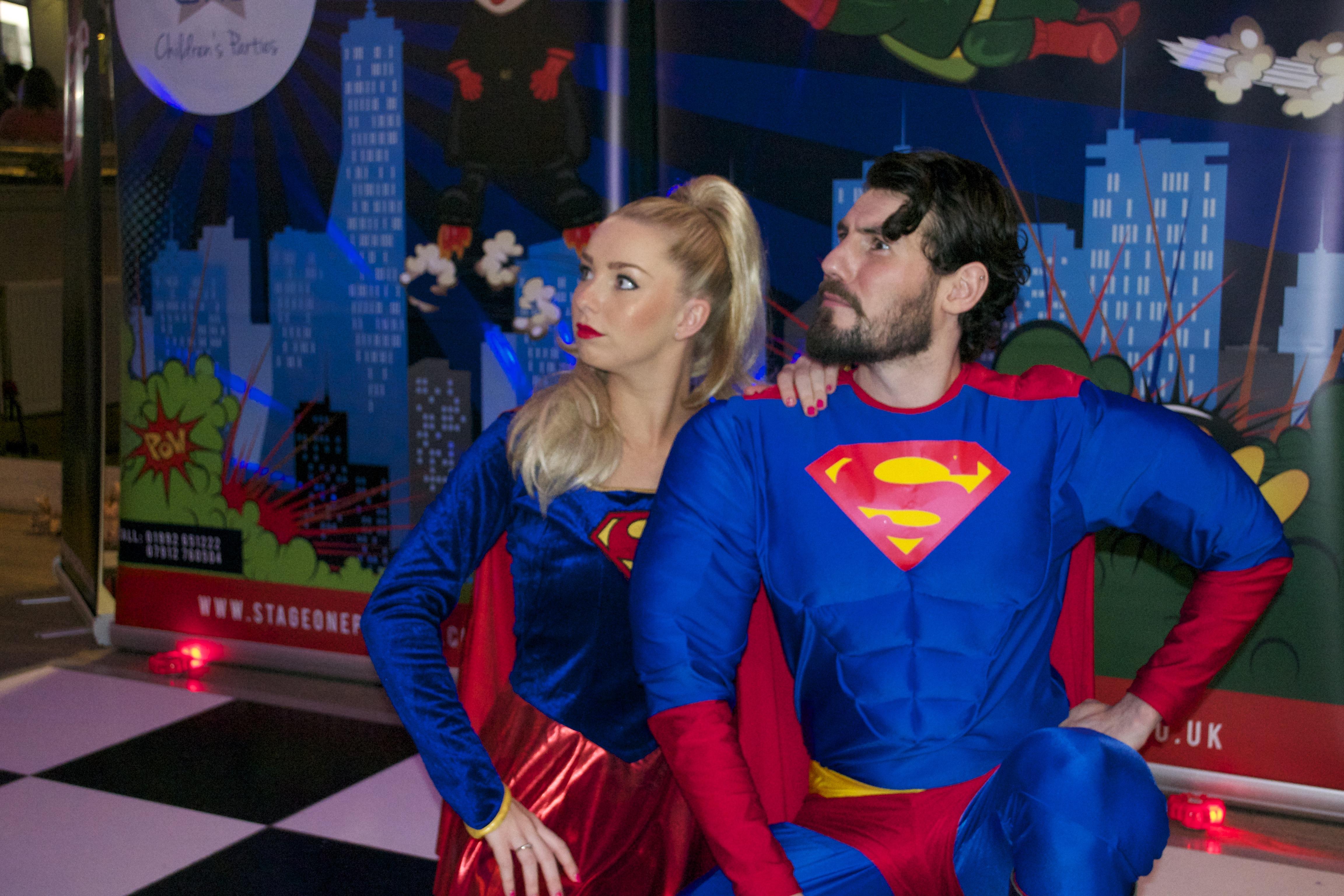 Super superheros