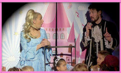Stage One Princess Party