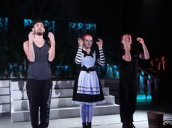 Rehearsals Lost In Wonderland 2012