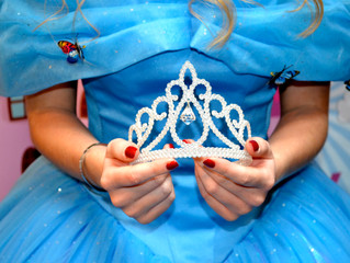 New Cinderella Costume & Party