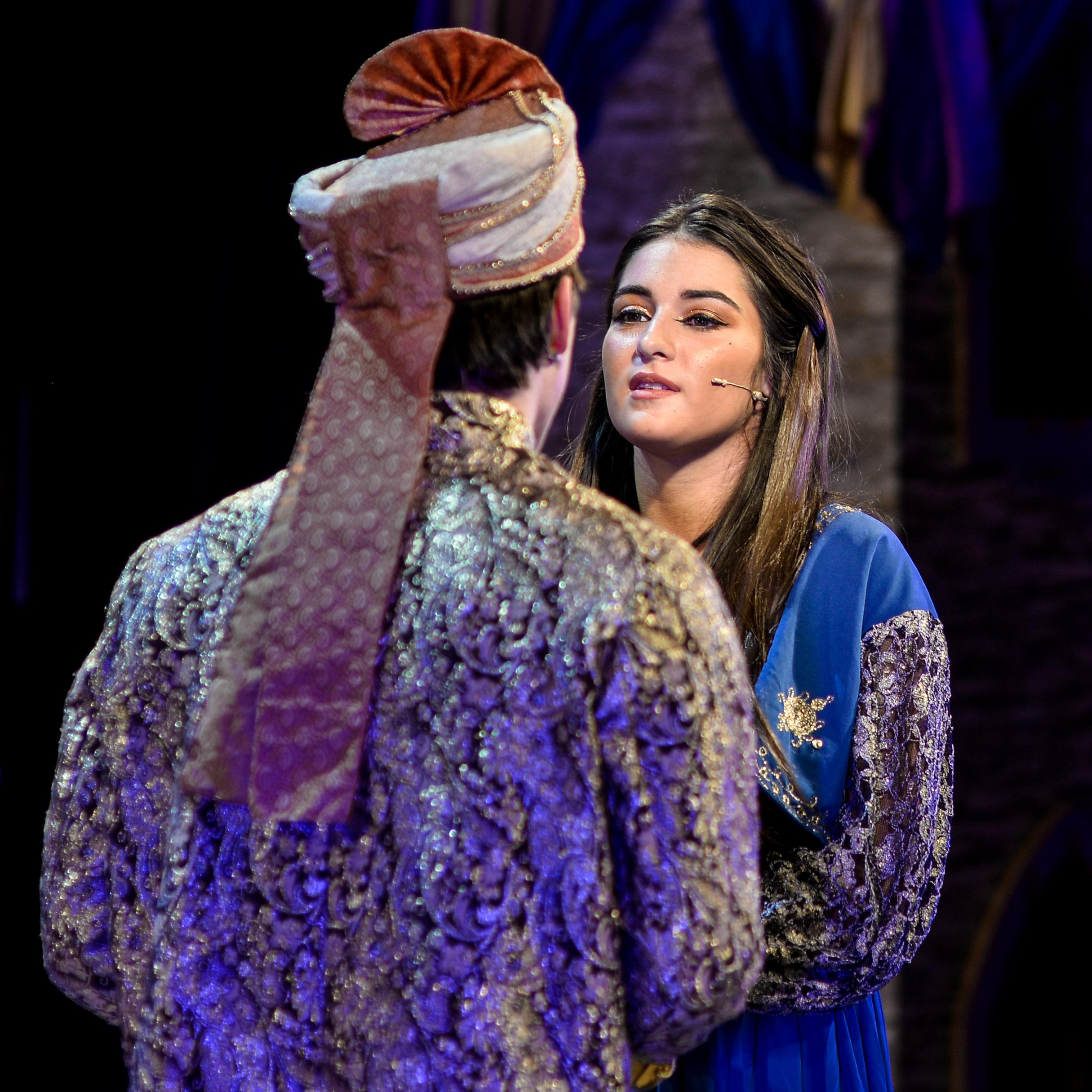 Aladdin & Jasmine 2018