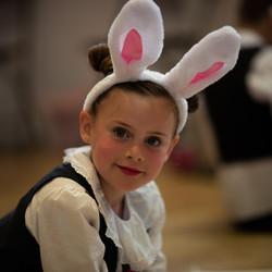 Wonderland Sat 3 July- White Rabbit Junior