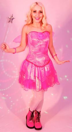 Pinkerbelle Fairy