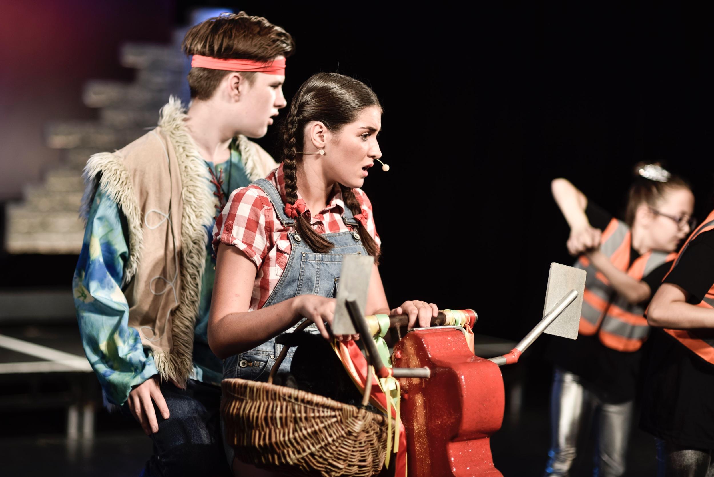 Dorothy & Hippy on YBS