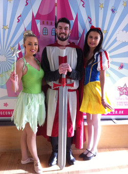 Princess & Knight Fairy Tale Party