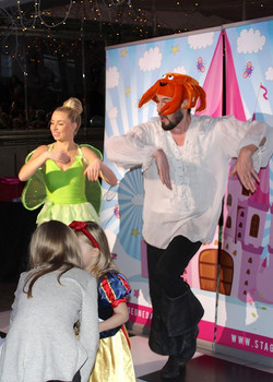 Tinkerbelle & Under The Sea