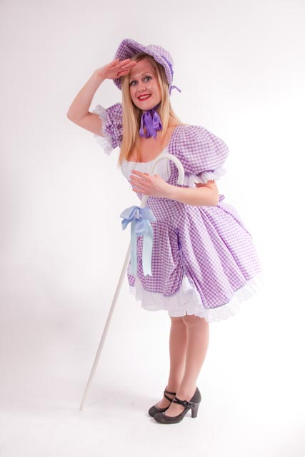 Little Bo Peep Nursery Rhyme Party