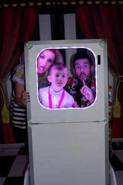 Pop TV with the Birthday Boy!
