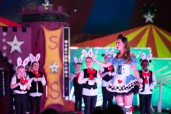 Wonderland Sat 3 July- Alice with Rabbits