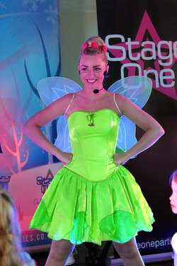 Tinkerbell - Stage One