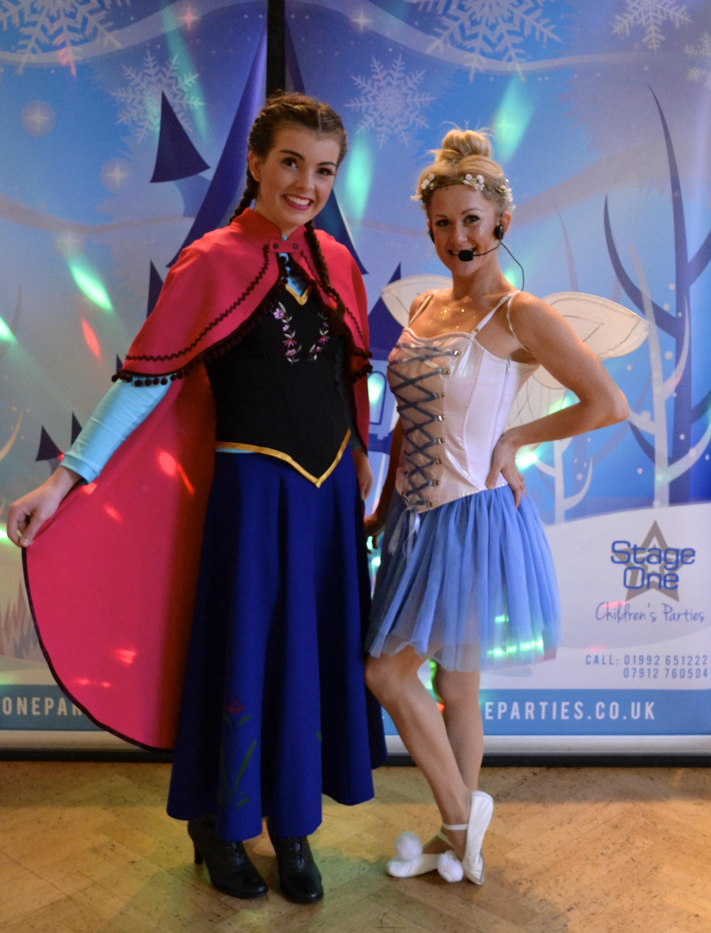 Snow Fairy & Anna