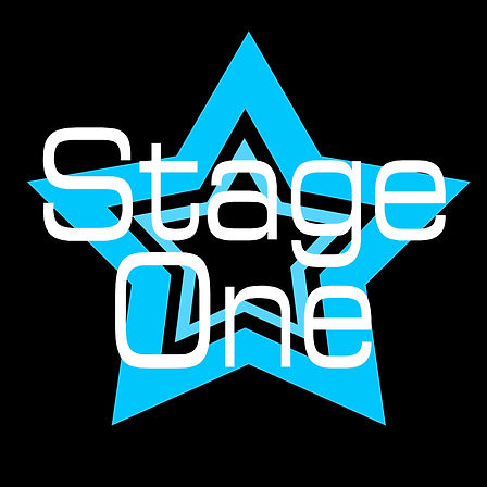 Light Blue Star Stage One.JPG