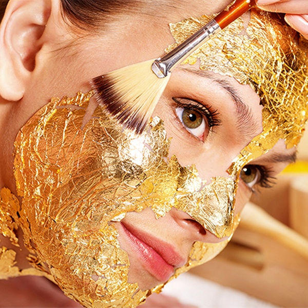 24K Gold Infusion Therapy