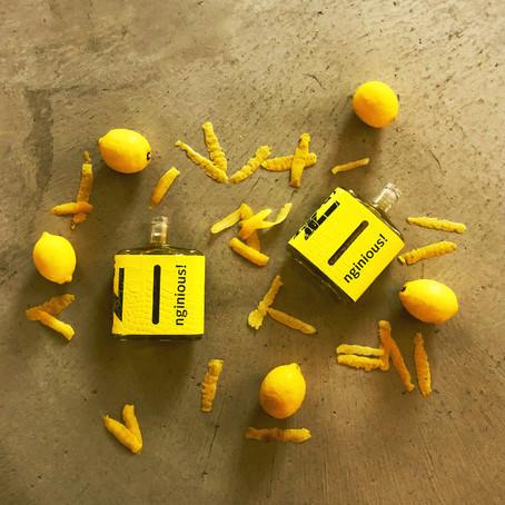 Fruchtig gelb und voller Frische -  die Zitrone!