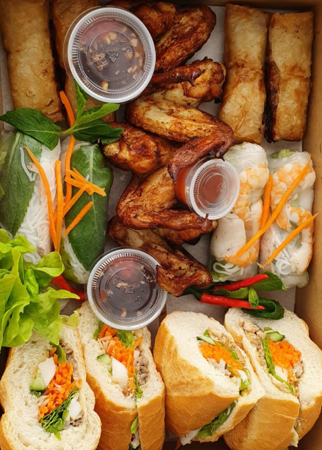 Picnic/Party Platter for 4