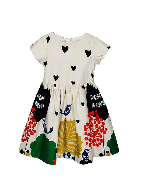 Vestido Guapa Is Love Rodado