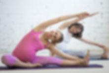 Rückbildung bei Pilates Wettingen