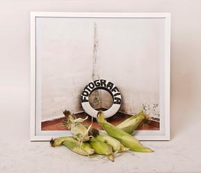 Fotografía y maíz