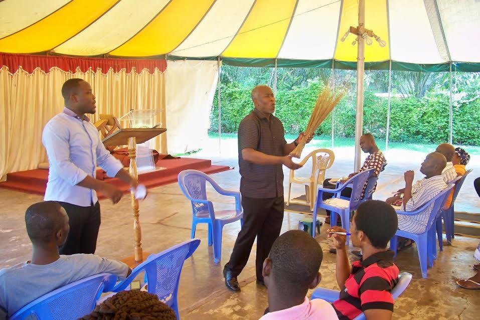 Leadership Meeting 2