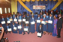 Ordained Ministers