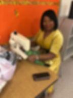 Principal Danner sewing 2