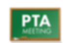 parent teacher association meeting date announcement