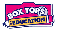 picture of the box top for education donation