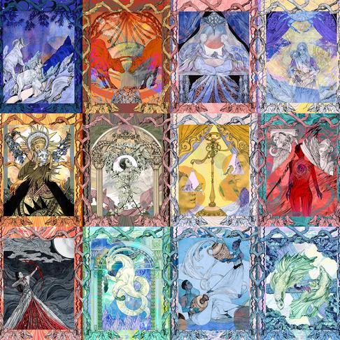 The 12 Horoscope Series