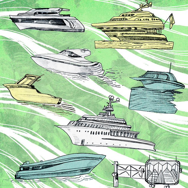 Travel Illustration_Miami