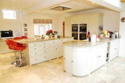 Suffolk Kitchen with Island