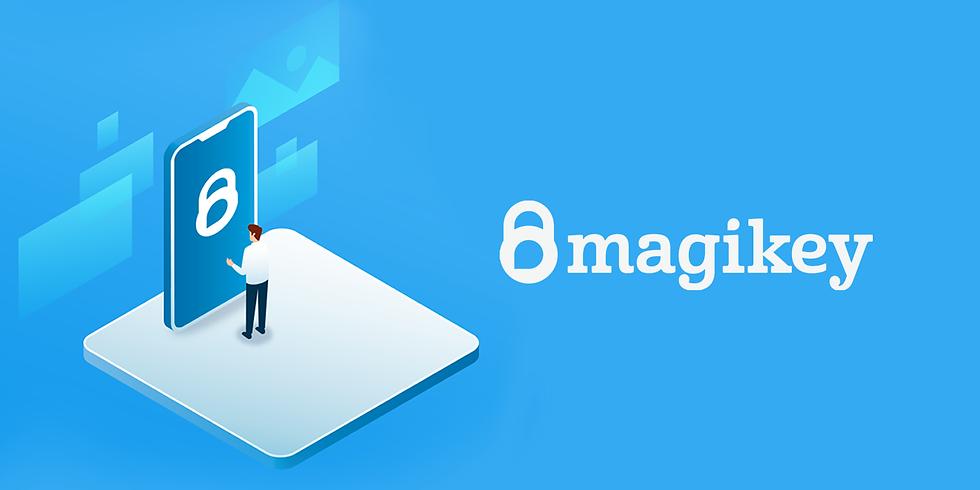 Magikey - Validação com Ingresso