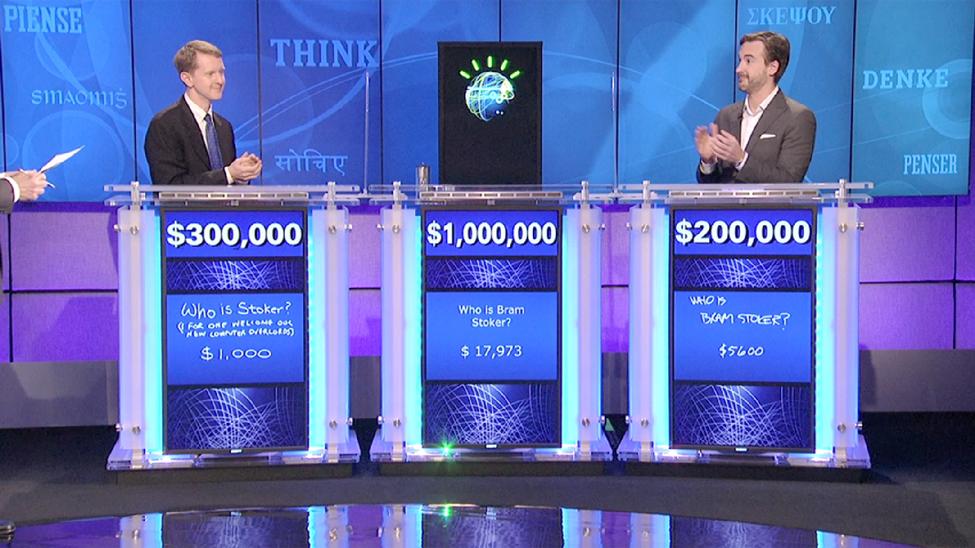 VINFactor IBM Watson Jeopardy