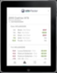CompetitorPro Vehicle Pricing