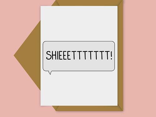 shiettttt!; you're another year closer to death