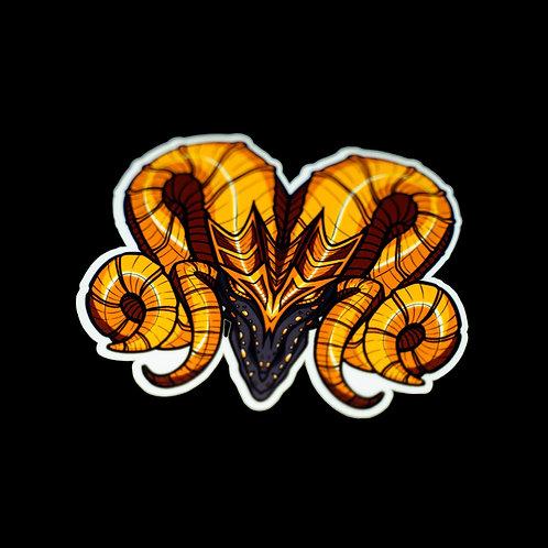 Monster Hunter Kulve Taroth Sticker