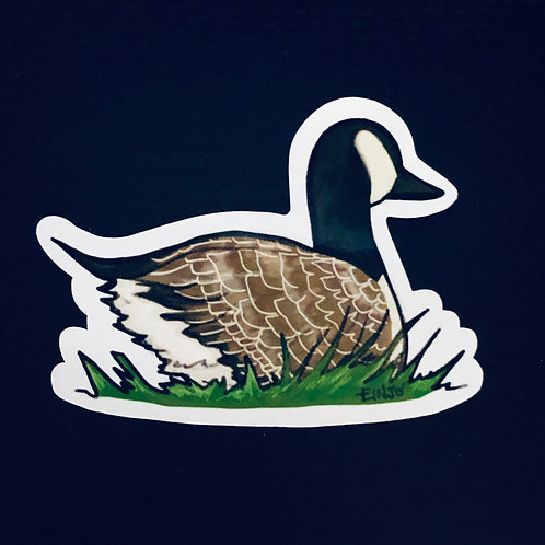 Canadian Goose sticker