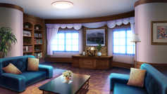 Caspian Living Room