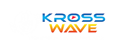 2017 Kross Wave Logo PNG for black backg