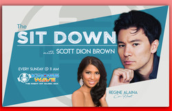 Sit Down with Scott Dion Brown