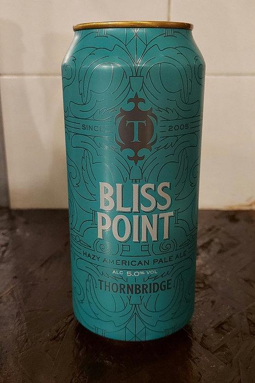 Thornbridge - Bliss Point Hazy American Pale