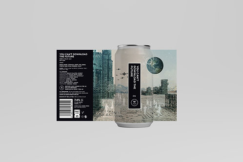Wylam - You Can't Download the Future - IPA - 7.4%