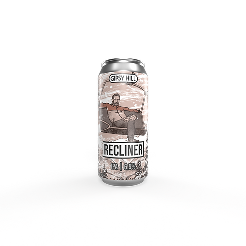 Gipsy Hill Brewery - Recliner - IPA