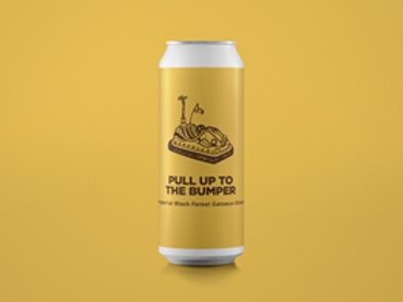 Pomona Island - Pull up to the Bumper - Imperial Black Forest Gateaux Stout