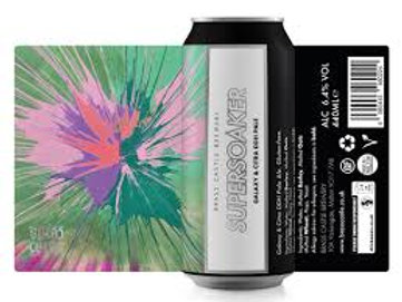Brass castle - Supersoaker - Galaxy & Citra DDH Pale
