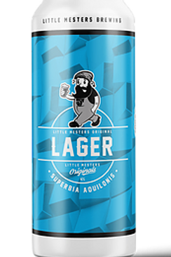 Little Mesters - Lager