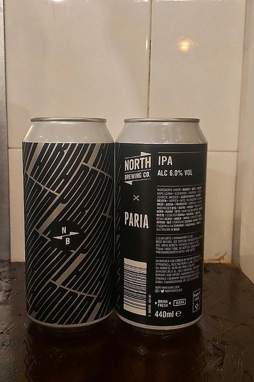 North Brewing Co. x Paria IPA